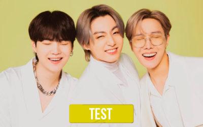 TEST: ¿Quién sería el amor de tu vida? Suga, Jungkook o J-Hope de BTS