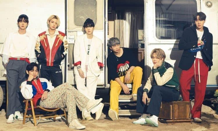 Teaser de BTS The Best