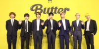 Conferencia de prensa de Butter de BTS