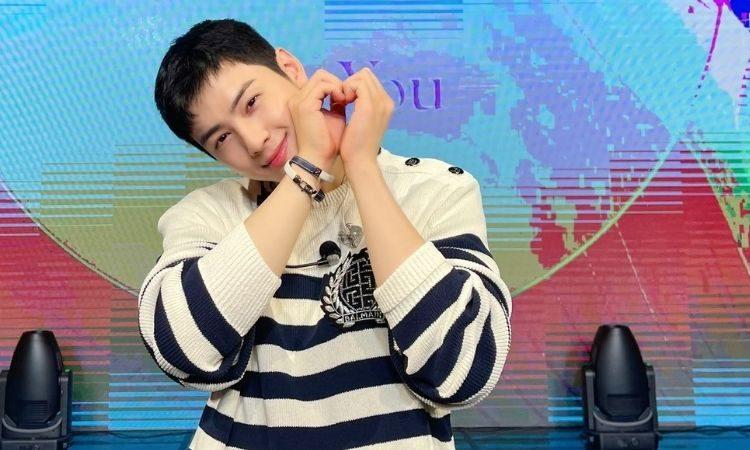 Cha Eun Woo de Astro en fan meeting on line