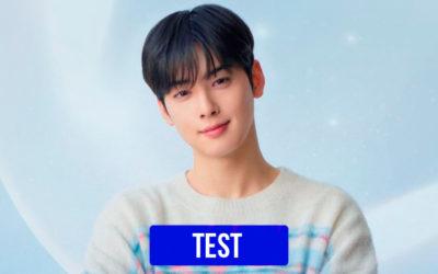 TEST: ¿Cómo sería tu romance con Cha Eun Woo, Ardiente, Dulce o Pasajero?