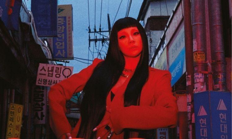 CL para la revista alemana 032c