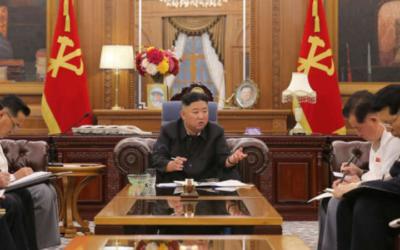 Kim Jong Un reconoce que Corea del Norte atraviesa una grave crisis alimentaria