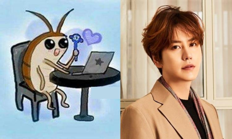 Kyuhyun de Super Junior duerme en un hotel después de encontrar una cucaracha en su dormitorio