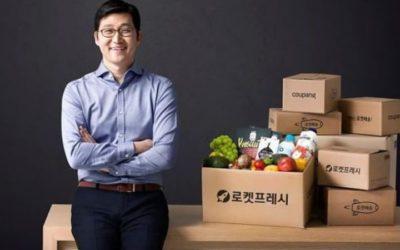 Director de la empresa Coupang