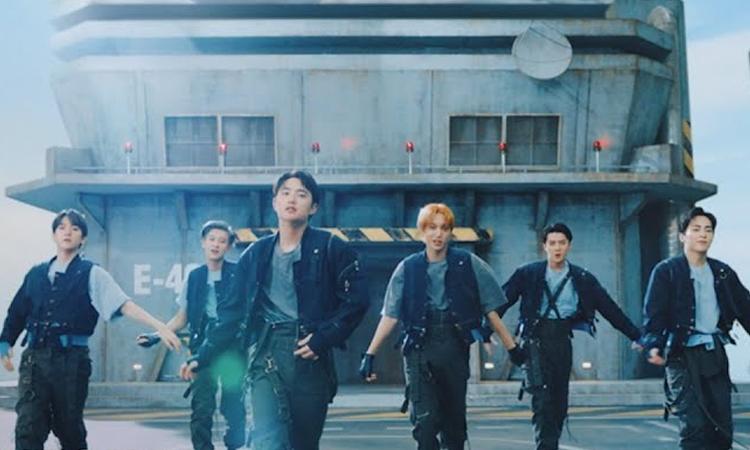 Don't Fight the Feeling' de EXO logra el #1 en Gaon