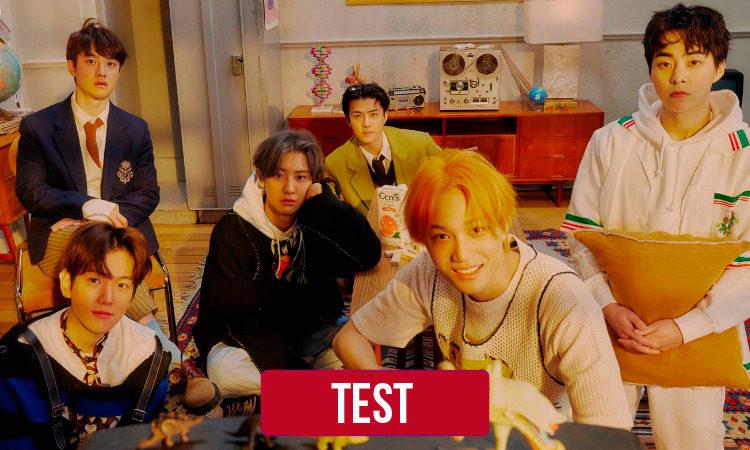 TEST: ¿Qué integrante de EXO se enamoraría de ti en clase?
