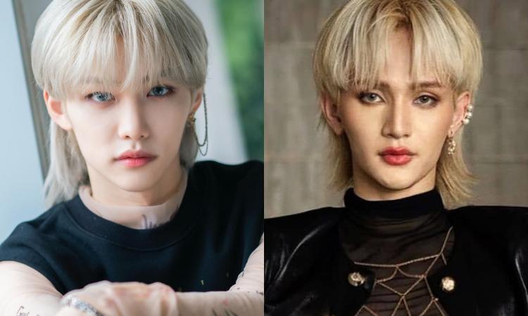 Netizens en shock por el impresionante parecido entre Felix de Stray Kids y Ninja de 4MIX