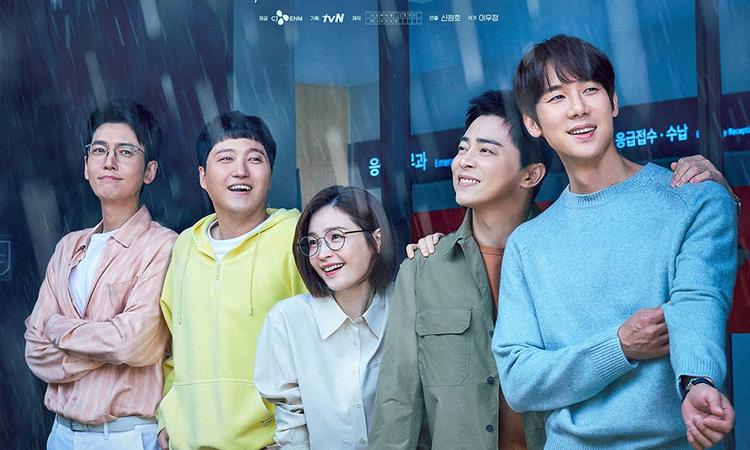 'Hospital Playlist 2' registra las calificaciones más altas para un estreno de tvN
