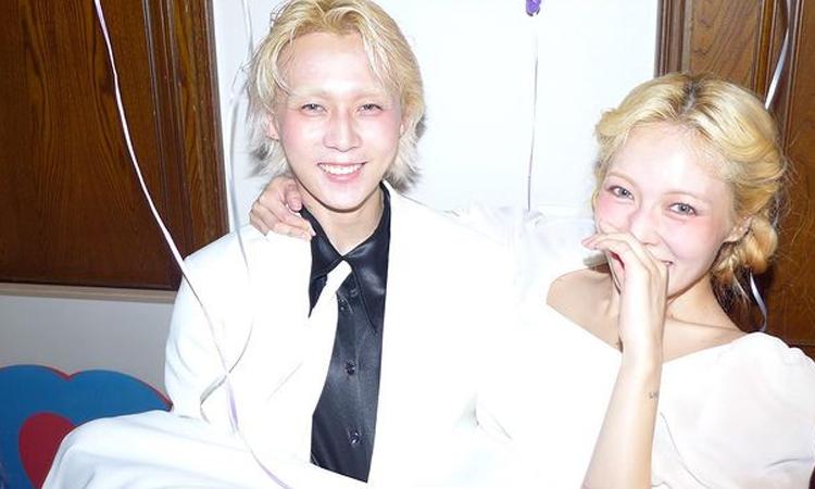 ¿¡BODA!? Fans creen que HyunA y Dawn se casaron por esta publicación