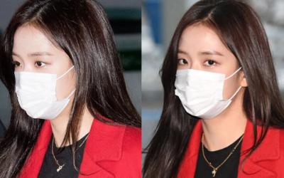 ¿Los idols de Kpop usarían cubrebocas de colores para evitar dañar su piel?