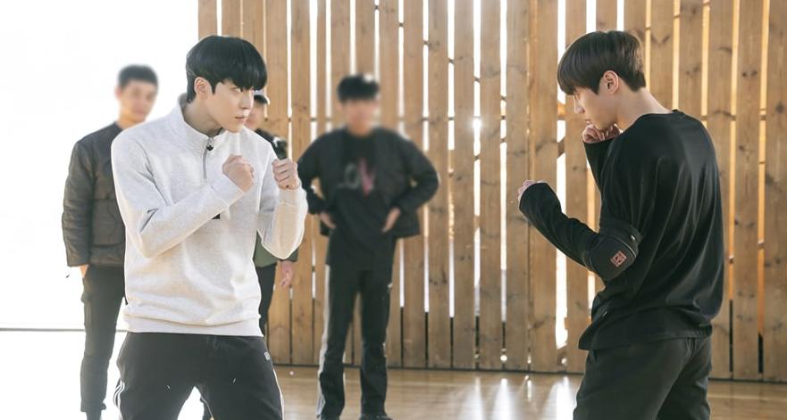 Kwon Ryoc y Yoo Jin tienen un enfrentamiento en el nuevo episodio de 'Imitation'