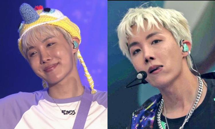 ARMY no puede manejar la fascinante dualidad de J-Hope de BTS