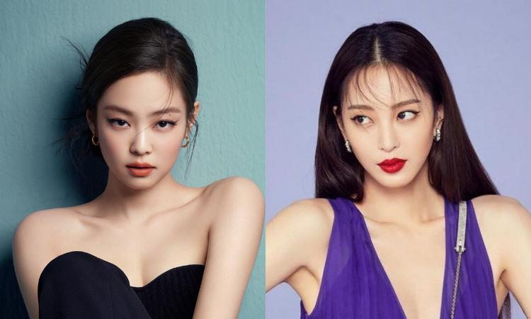 Han Ye Seul responde al rumor sobre haber abofeteado a Jennie de BLACKPINK