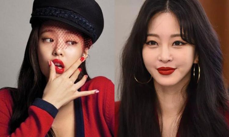 Han Ye Seul niega que Jennie de BLACKPINK sea la culpable de su ruptura con Teddy