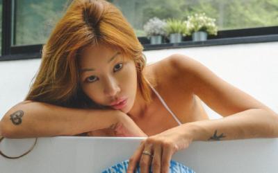 Jessi se roba la atención con sus nuevas fotos en bikini y su rostro desnudo