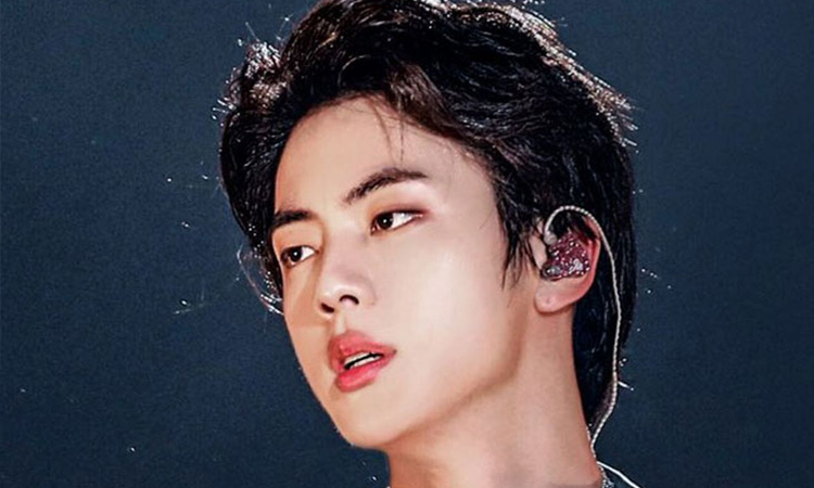 Usuario de Instagram se da cuenta que Jin de BTS está usando la ropa diseñada por un amigo