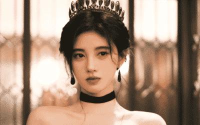 La actriz Ju Jingyi es acusada de cirugía plástica... de hombros