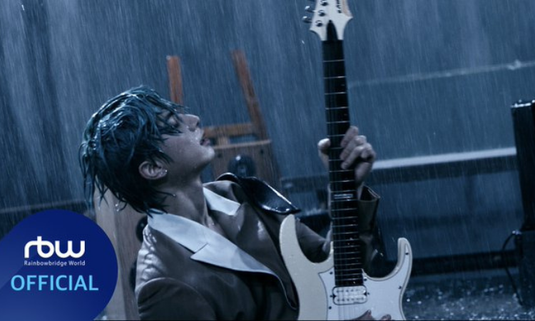 Kang Hyun de ONEWE protagoniza un intenso teaser bajo la lluvia para 'Rain To Be'