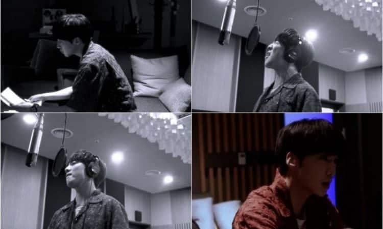 Teaser del OST de Kang Seung Yoon para Voice 4