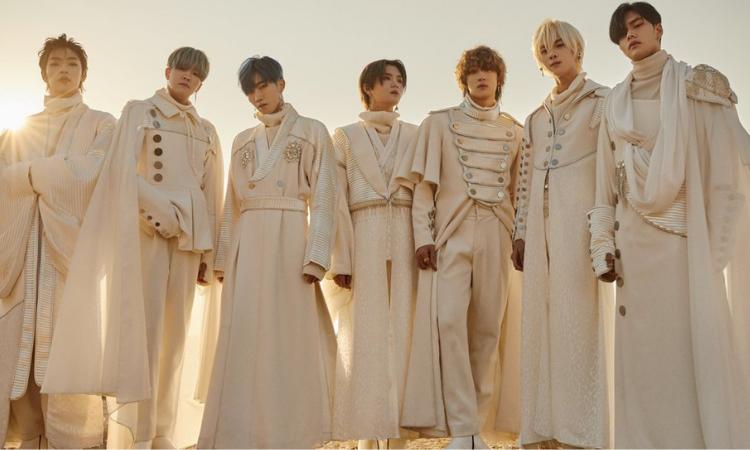 Grupo rookie KINGDOM comparte calendario de regreso para su nuevo álbum