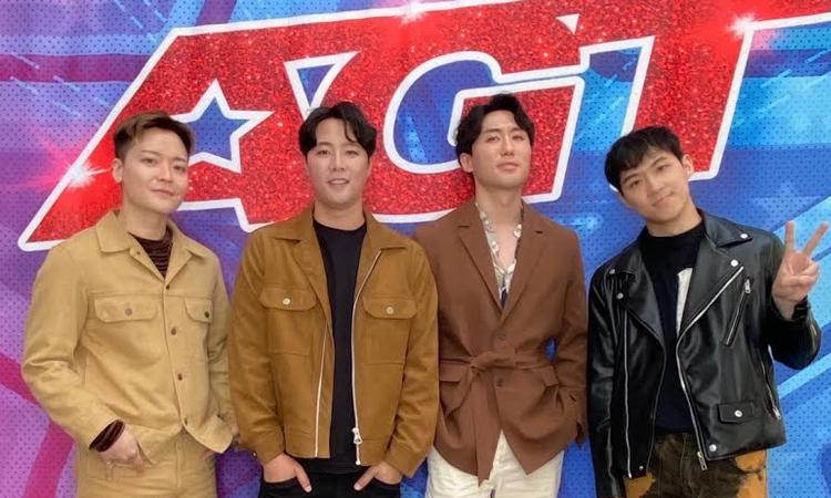 El grupo 'Korean Soul' arraza en 'America's Got Talent'