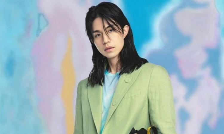 Lee Dong Wook soprende a los fans con una transformación completa en sus fotos para Fendi