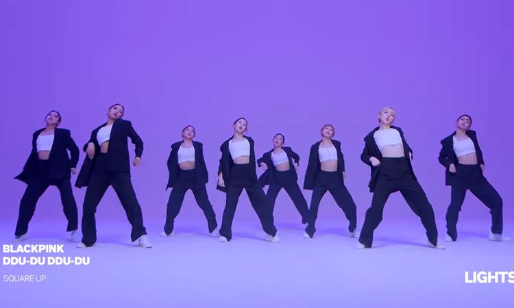 LIGHTSUM realiza un increíble dance cover de BLACKPINK, TWICE, BTS, Oh My Girl, TXT y más