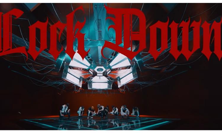 'Lock Down' el MV debut de EPEX supera los 30 Millones de vistas en YouTube