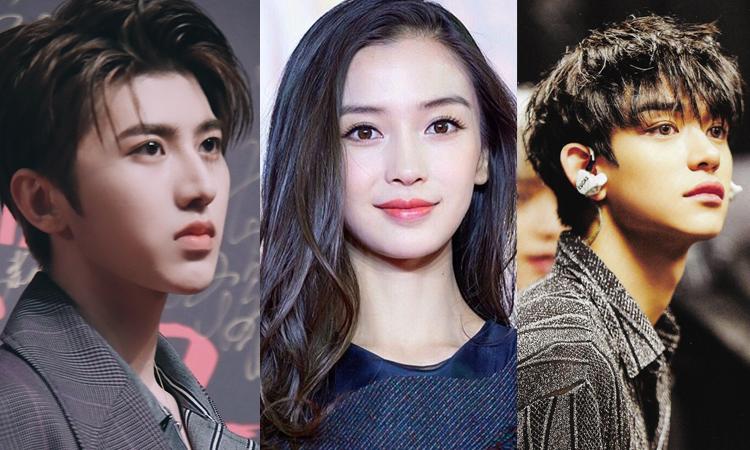 Circulan rumores de Cai Xukun y Angelababy en un viaje privado; Lucas de WayV lo desmient
