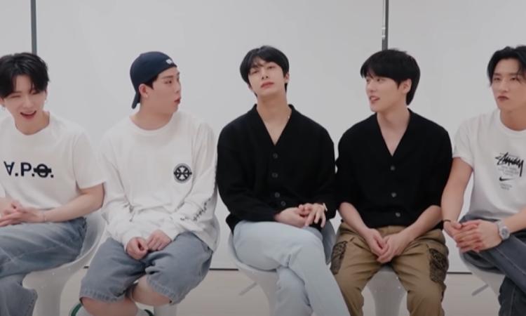 Miembros de MONSTA X revelan la colaboración de sus sueños