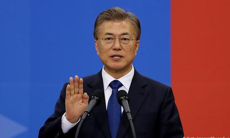 Presidente de Corea pide una investigación profunda tras colapso de edifico en Gwangju