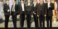 NCT Dream en conferencia de prensa