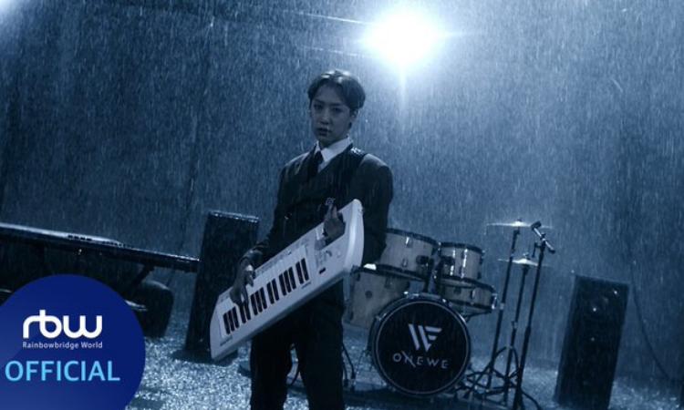 Ha Rin y Dong Myeong de ONEWE continúan con sus dramáticos teasers para 'Rain To Be'