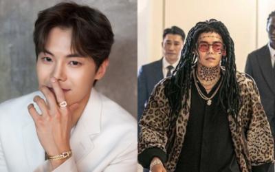 Actor Park Eun Seok se disculpa por controversia de su personaje en 'Penthouse 3'