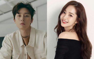 Park Seo Joon e Park Min Young Dating Rumors ressurgem