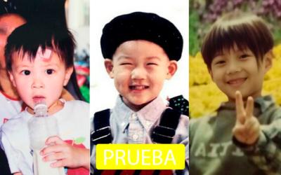 PRUEBA: Identifica a tus idols K-pop favoritos a partir de sus fotos de infancia