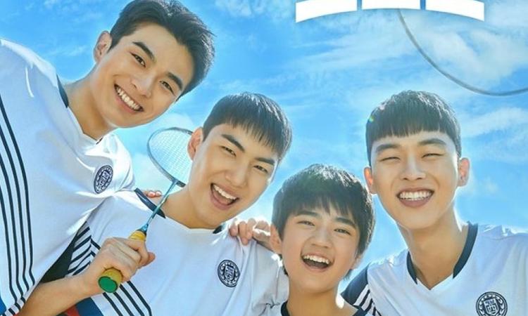 'Racket Boys', el nuevo Kdrama deportivo de Netflix