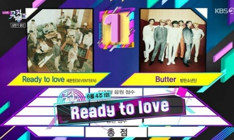 Ganador de Music Bank