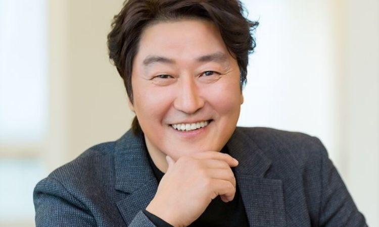Actor Song Kang Ho