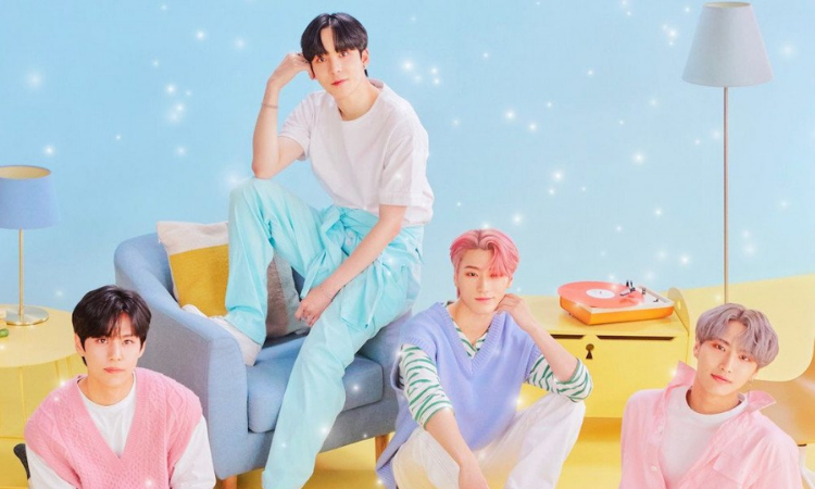 El grupo 'Sparkling' de 'Imitation' asistirá como invitado a 'Yoo Hee Yeol's Sketchbook'