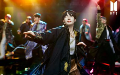Sideshow Collectibles lanza las figuras de BTS, con sus icónicos Hanboks de IDOL