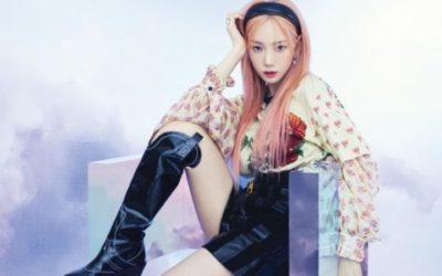 Taeyeon para la revista Cosmopolitan