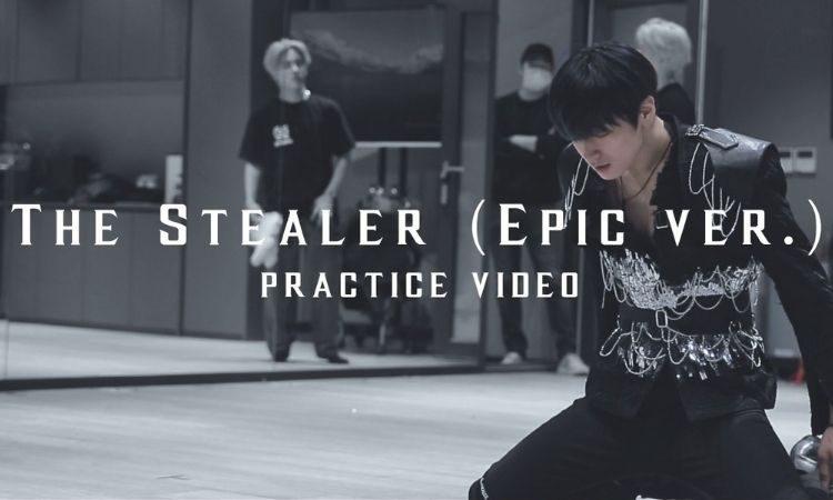 Video de práctica de The Boyz