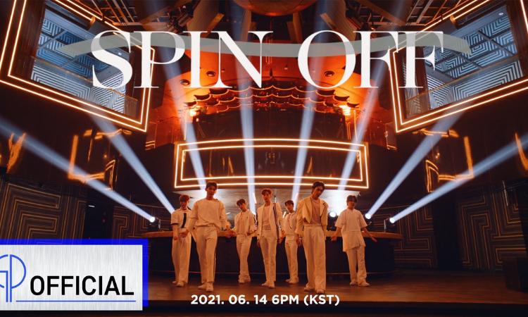 UP10TION muestra sus carismáticos pasos de baile en el vídeo teaser de 'SPIN OFF'