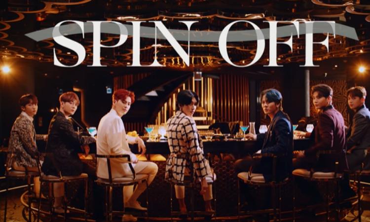 UP10TION lanza un elegante vídeo teaser de regreso para 'SPIN OFF'