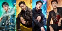 Henry Lau e Hangeng, do EXO e do Super Junior-M, juntam-se à 'Street Dance of China