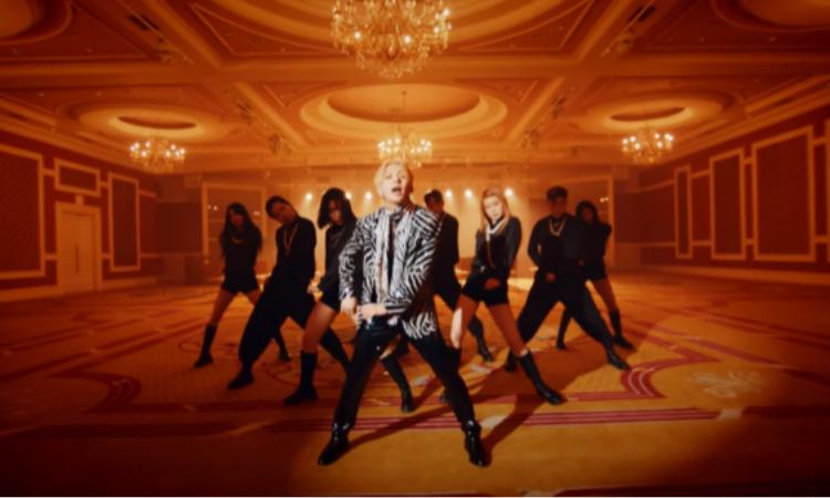Woo Jin Young de D1CE muestra una coreografía intensa en su nuevo clip para 'Happy Birthday'