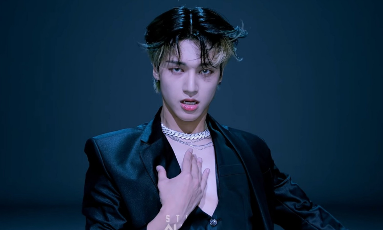 Wooyoung de ATEEZ desborda sensualidad en cover para 'Bad' de Christopher en STUDIO CHOOM