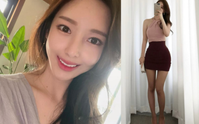"""A artista """"True Beauty"""" ostenta sua cintura de 22 polegadas e responde a rumores cirúrgicos"""
